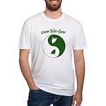 Zen Birder Fitted T-Shirt