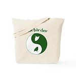 Zen Birder Tote Bag