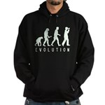 Evolution: Birder Hoodie (dark)