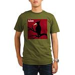 iLive Organic Men's T-Shirt (dark)