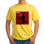 iLive Yellow T-Shirt