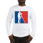 Major League Birder Long Sleeve T-Shirt