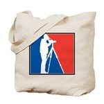 Major League Birder Tote Bag