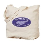 Featherwise Tote Bag