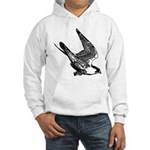 Peregrine Sketch Hooded Sweatshirt