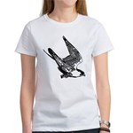 Peregrine Sketch Women's T-Shirt