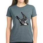 Peregrine Sketch Women's Dark T-Shirt