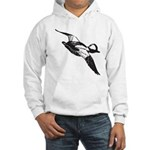 Bufflehead Sketch Hooded Sweatshirt