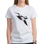 Bufflehead Sketch Women's T-Shirt