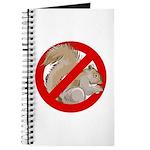 Anti-Squirrel Journal