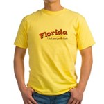 Florida Yellow T-Shirt