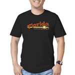 Florida Men's Fitted T-Shirt (dark)