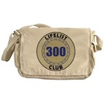 Lifelist Club - 300 Messenger Bag