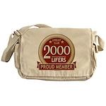 Lifelist Club - 2000 Messenger Bag