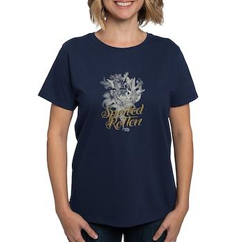Spoiled Rotten Women's Dark T-Shirt