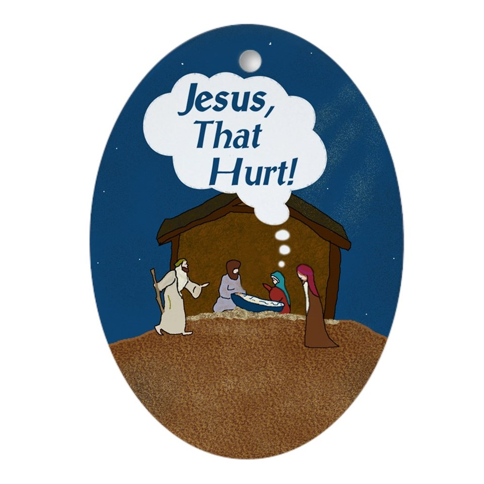 that hurt ornament $ 7 00 qty availability product number 030 14221676