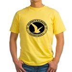 Ivory Gull 2015 Quincy Yellow T-Shirt