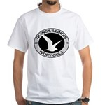 Ivory Gull 2015 Quincy White T-Shirt