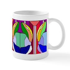 11 Oz Ceramic Doodle Mugs