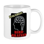 Diagnosis: Bird-Brained Mug