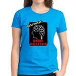 Diagnosis: Bird-Brained Women's Dark T-Shirt