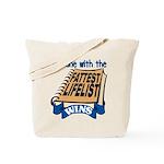 Fattest Lifelist Wins Tote Bag
