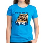 Fattest Lifelist Wins Women's Dark T-Shirt