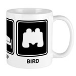 Eat Sleep Bird Mug