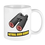 Natural Born Birder Mug