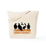 Birdspotting Tote Bag
