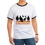 Birdspotting Ringer T
