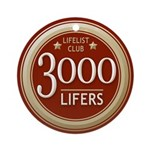 Lifelist Club - 3000 Round Medallion