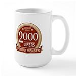 Lifelist Club - 2000 Large Mug