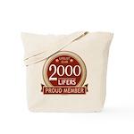 Lifelist Club - 2000 Tote Bag