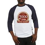 Lifelist Club - 2000 Baseball Jersey