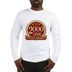 Lifelist Club - 2000 Long Sleeve T-Shirt