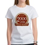 Lifelist Club - 2000 Women's T-Shirt