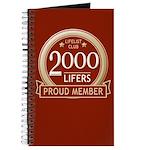 Lifelist Club - 2000 Birdwatcher's Field Journal