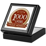 Lifelist Club - 1000 Keepsake Box