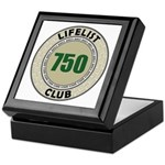 Lifelist Club - 750 Keepsake Box