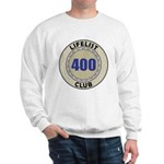 Lifelist Club - 400 Sweatshirt