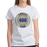 Lifelist Club - 400 Women's T-Shirt