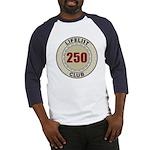 Lifelist Club - 250 Baseball Jersey