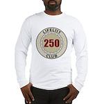 Lifelist Club - 250 Long Sleeve T-Shirt