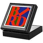 Pop Art Bird Keepsake Box