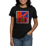 Pop Art Bird Women's Dark T-Shirt
