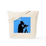 iBird (blue) Tote Bag