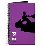 iBird (purple) Journal