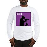 iBird (purple) Long Sleeve T-Shirt
