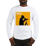iBird (orange) Long Sleeve T-Shirt